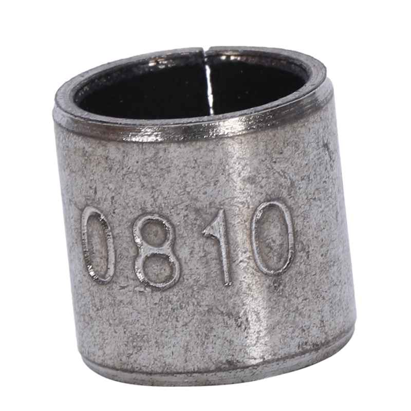 10 Pcs Self-lubricating Composite Bearing Bushing Sleeve 8 x 10 x 10mm C8R8