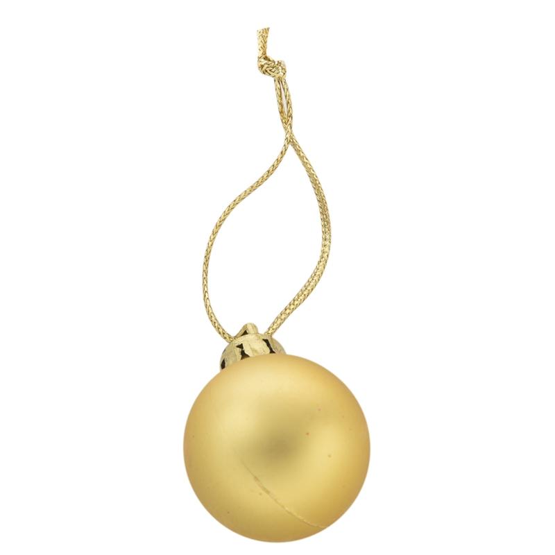 24Pcs-Chic-Christmas-Baubles-Tree-Plain-Glitter-XMAS-Ornament-Ball-Decorati-L5V3 thumbnail 14