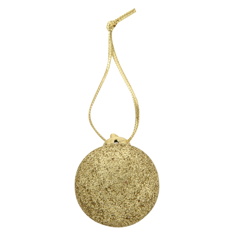 24Pcs-Chic-Christmas-Baubles-Tree-Plain-Glitter-XMAS-Ornament-Ball-Decorati-L5V3 thumbnail 16