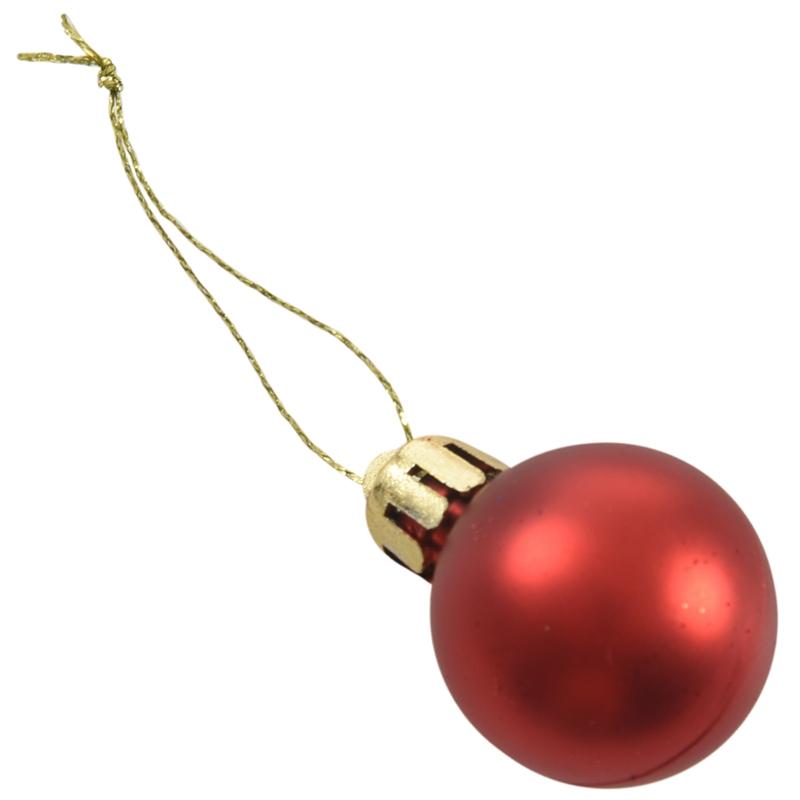 24Pcs-Chic-Christmas-Baubles-Tree-Plain-Glitter-XMAS-Ornament-Ball-Decorati-L5V3 thumbnail 30