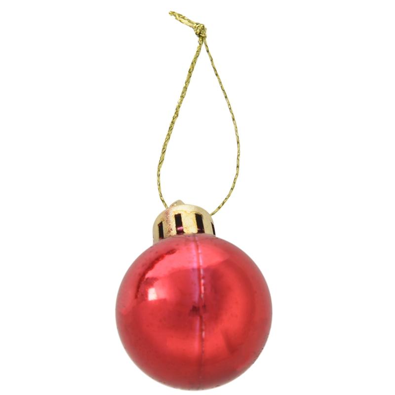 24Pcs-Chic-Christmas-Baubles-Tree-Plain-Glitter-XMAS-Ornament-Ball-Decorati-L5V3 thumbnail 32