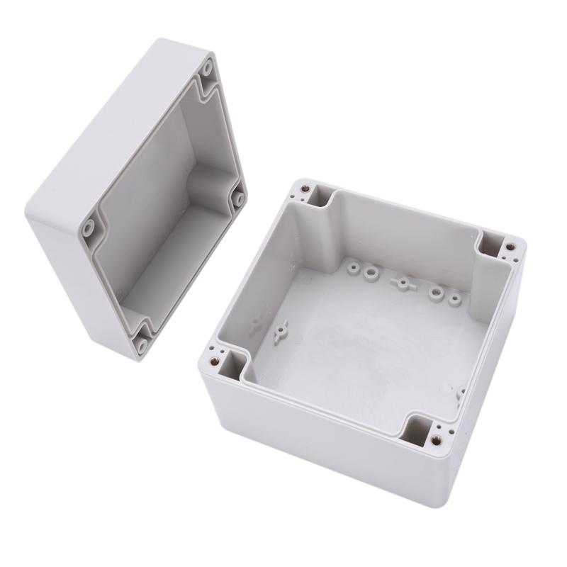 Indexbild 3 - 3X-Wasserdicht-IP65-ABS-Plastik-elektronische-Gehaeuse-Box-Anschlussdose-S3M5