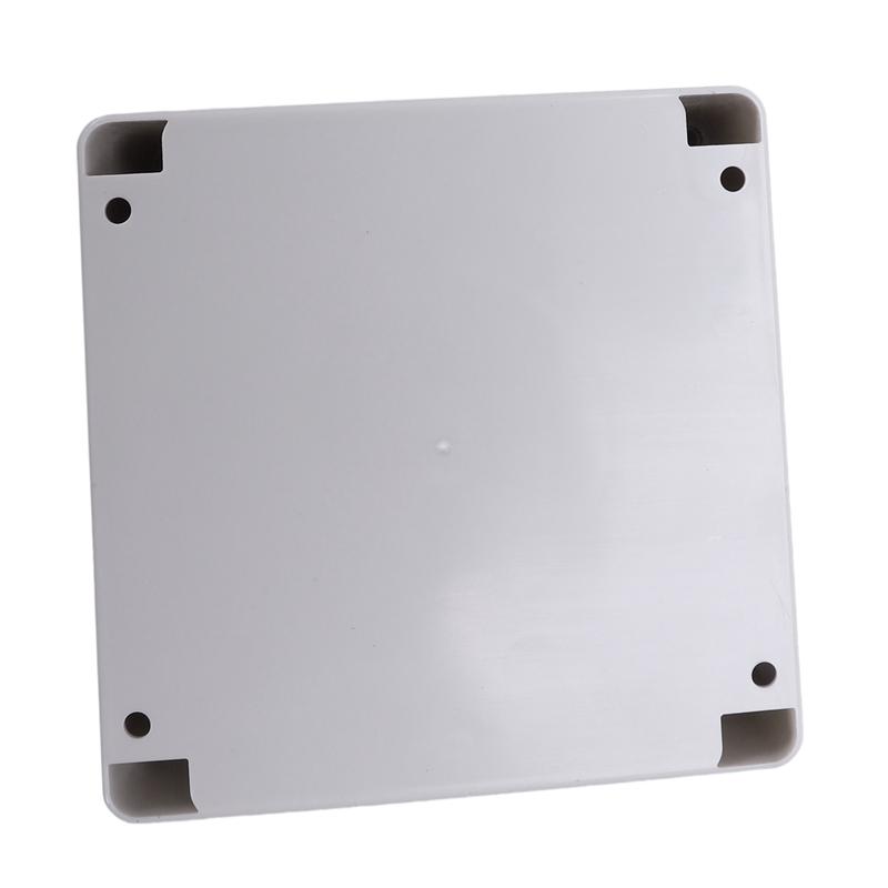 Indexbild 7 - 3X-Wasserdicht-IP65-ABS-Plastik-elektronische-Gehaeuse-Box-Anschlussdose-S3M5
