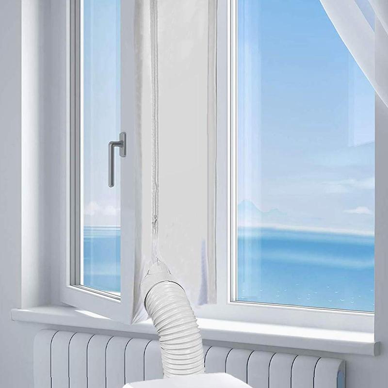 Wasserdichter Sunproof Außenfenster-Klimaanlagen-Abdeckungs-Schutz Z2S4