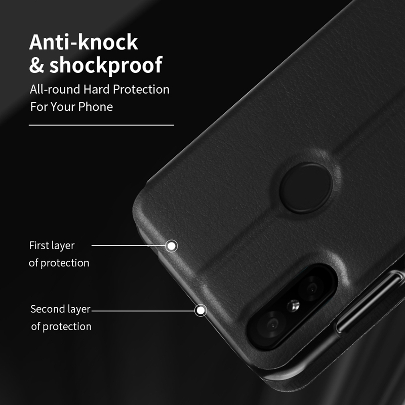 Ocube-for-Oukitel-C15-Pro-Mobile-Phone-Case-Bracket-Cover-Anti-Fall-Shell-F-Q1K6 thumbnail 30
