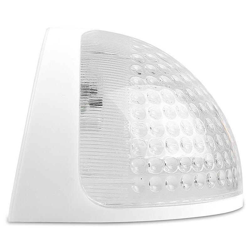 6-LED-Solaire-LumieRe-de-Jardin-CloTure-eTanche-Jardin-Lampe-de-Mur-Auto-Ona-P1I miniature 4
