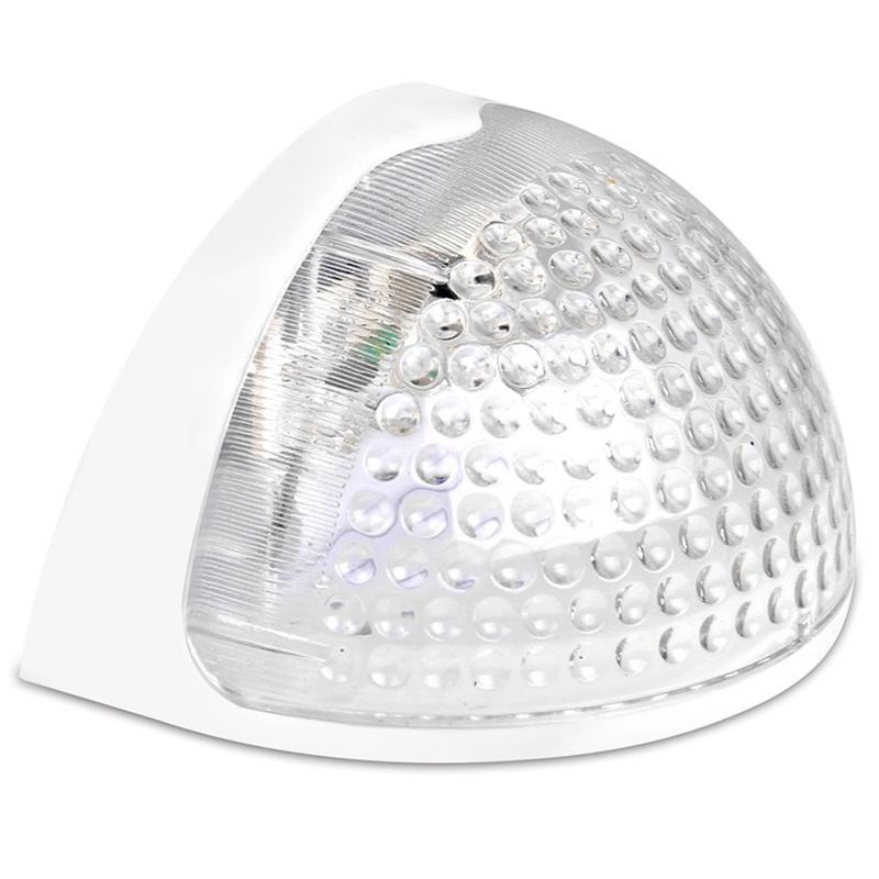 6-LED-Solaire-LumieRe-de-Jardin-CloTure-eTanche-Jardin-Lampe-de-Mur-Auto-Ona-P1I miniature 5