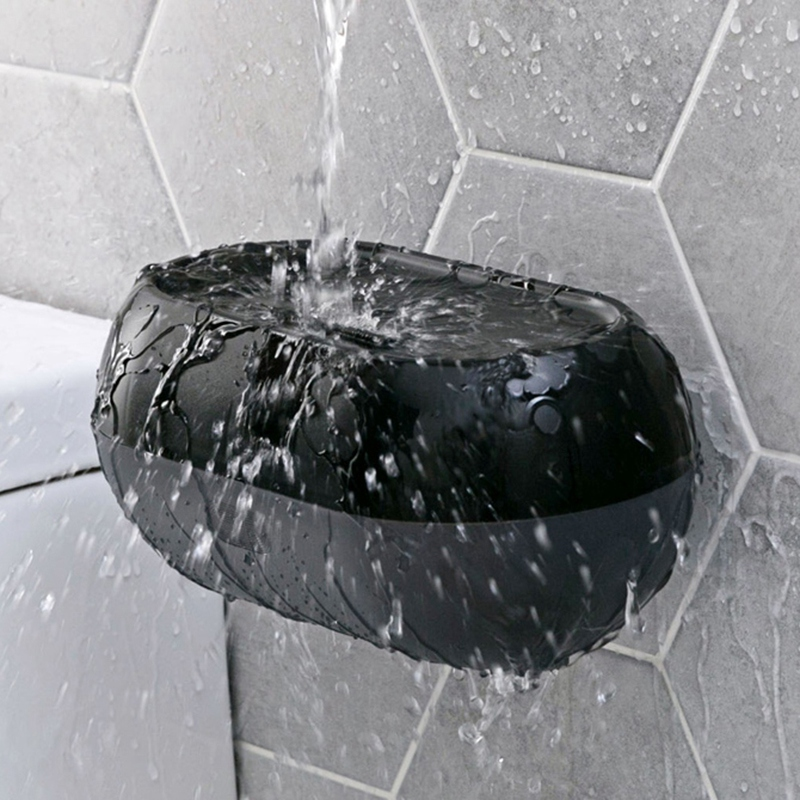 Toilette-BoiTe-a-Mouchoirs-eTanche-PoincOnnage-Mural-Gratuit-Salle-de-Bains-U3S5 miniature 6