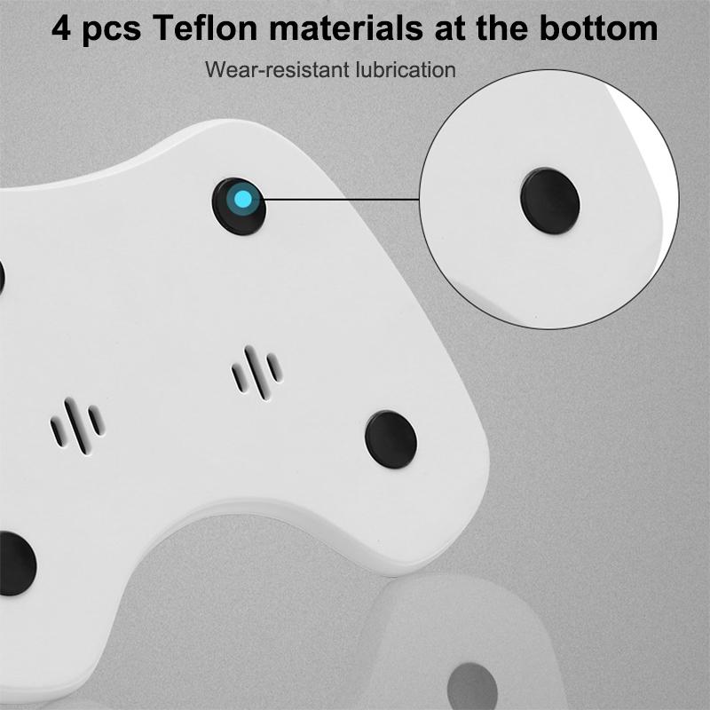 Handballenauflage-Maus-Pad-Gaming-Silikon-Gel-3D-UnterstueTzung-Mauspad-Weic-K4H5 Indexbild 9