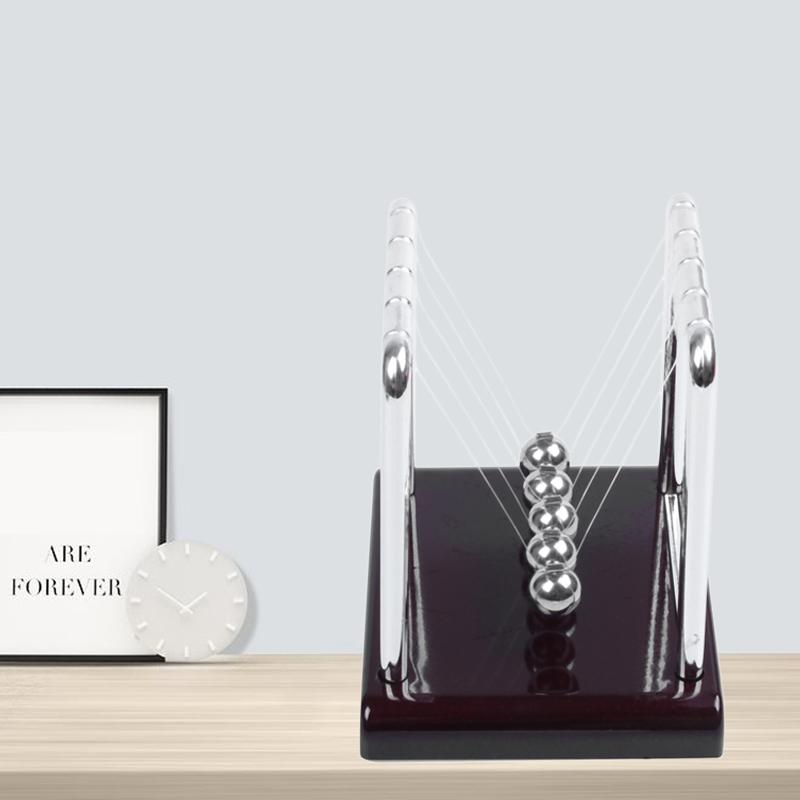 Pendolo di Newton Palla Metallo Equilibrio HK