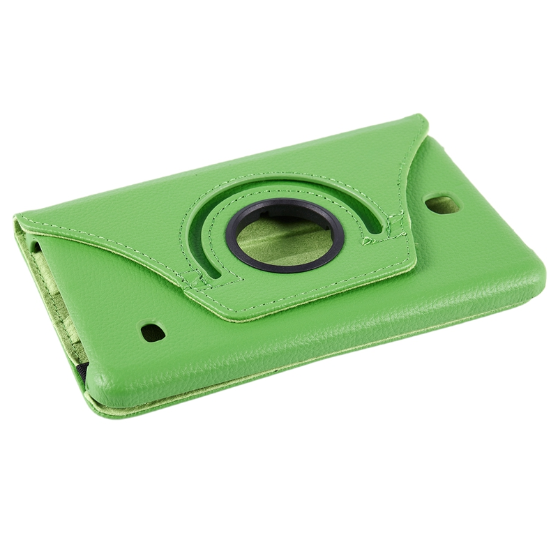 Cases-For-Samsung-Galaxy-Tab-4-Tablet-SM-T230-SM-T231-360-degree-Rotation-H-C3J9 thumbnail 3