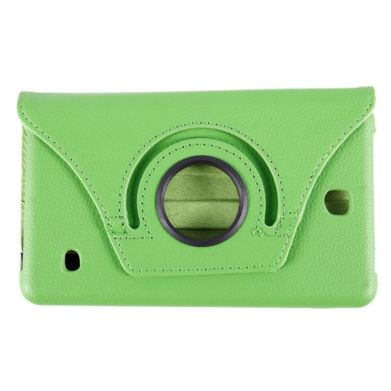 Cases-For-Samsung-Galaxy-Tab-4-Tablet-SM-T230-SM-T231-360-degree-Rotation-H-C3J9 thumbnail 6