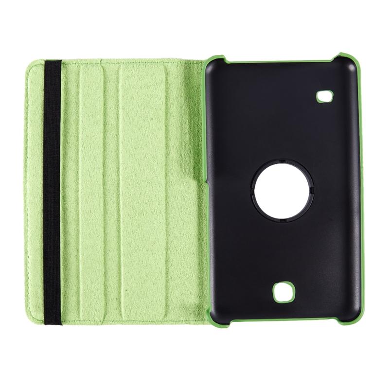 Cases-For-Samsung-Galaxy-Tab-4-Tablet-SM-T230-SM-T231-360-degree-Rotation-H-C3J9 thumbnail 8