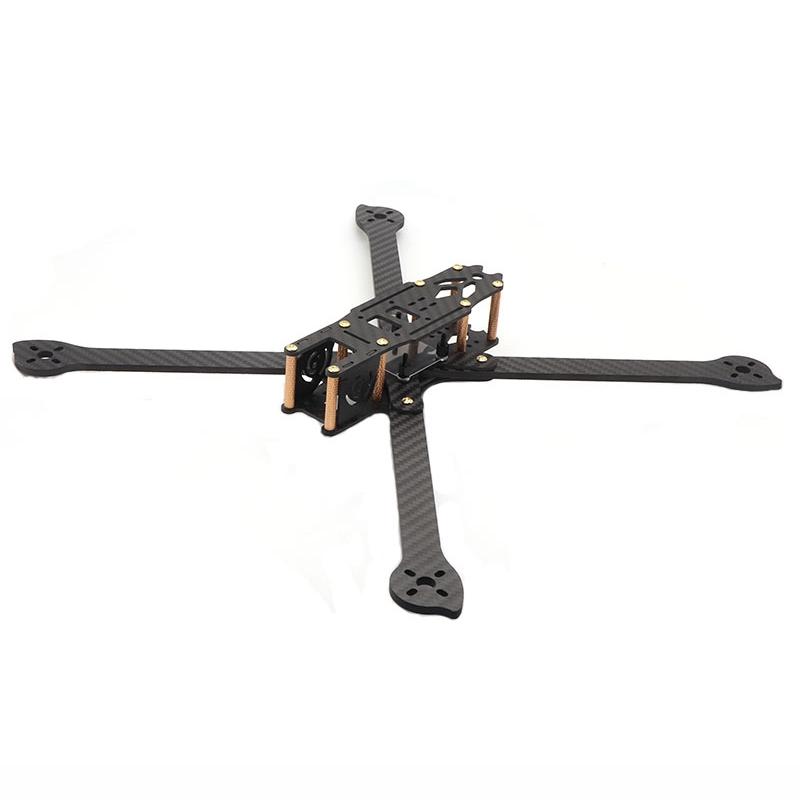 Kit-de-Cuadro-de-Fibra-de-Carbono-FPV-Racing-para-RC-Drone-FPV-Quadcopter-M-C9T3 thumbnail 3