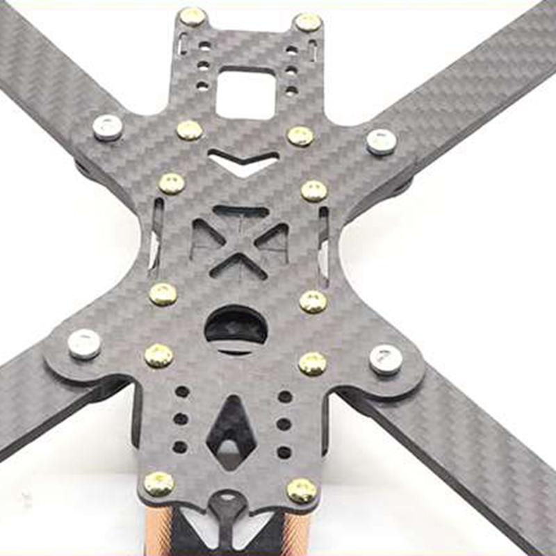 Kit-de-Cuadro-de-Fibra-de-Carbono-FPV-Racing-para-RC-Drone-FPV-Quadcopter-M-C9T3 thumbnail 6