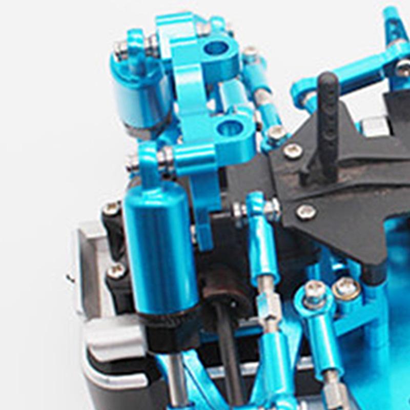 1-piezas-25T-Servo-Arm-Horn-para-Wltoys-A949-A959-B-A969-A979-K929-RC-Car-V8Q8 miniatura 3