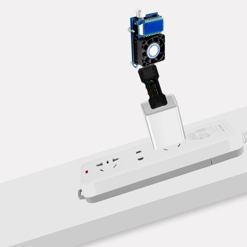 FNB18-USB-Tester-DC-Digital-Voltmeter-Ampermetro-Current-Voltage-Meter-Amp-U1O6 thumbnail 7