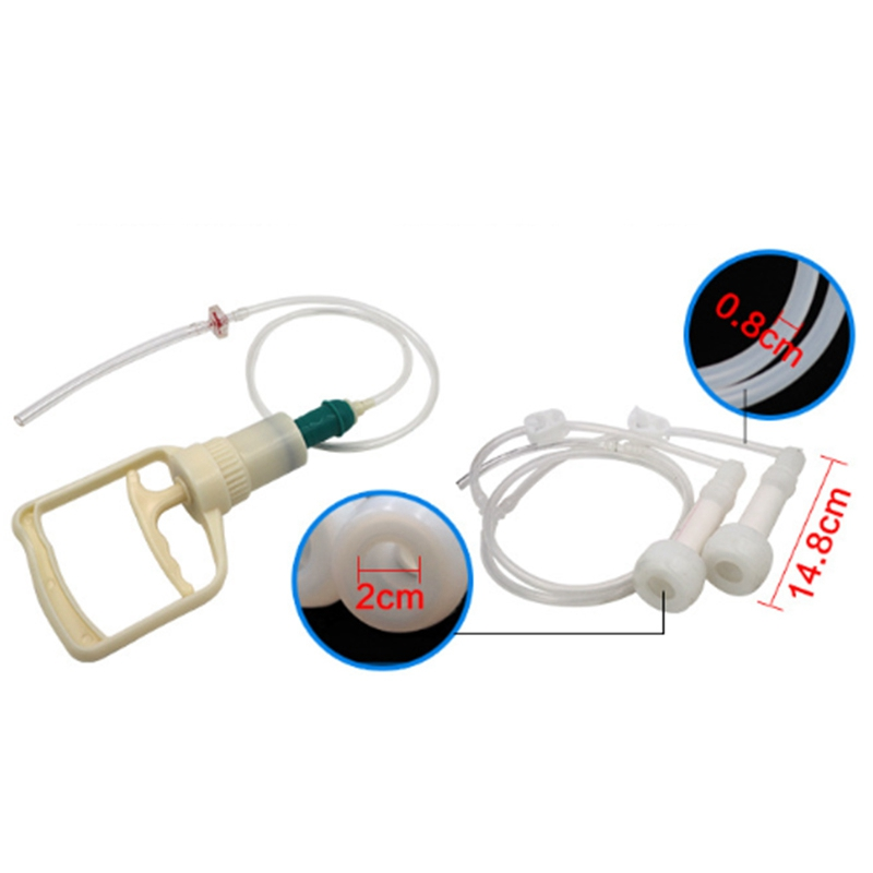 3L-Manual-Impulse-Type-Milking-Machine-Portable-Cow-Breast-Pump-DIY-Squeezi-X7K2 thumbnail 3