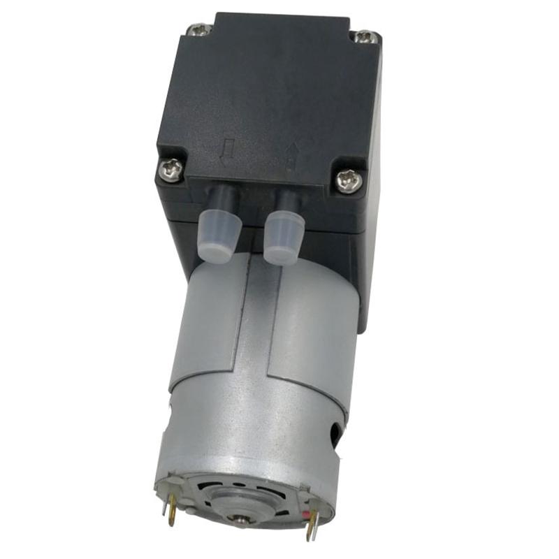 Kuvuiuee Wasserpumpe Ansaugmembran Mini Pump Spray Motor 12V Mikropumpen F/ür Wasserspender