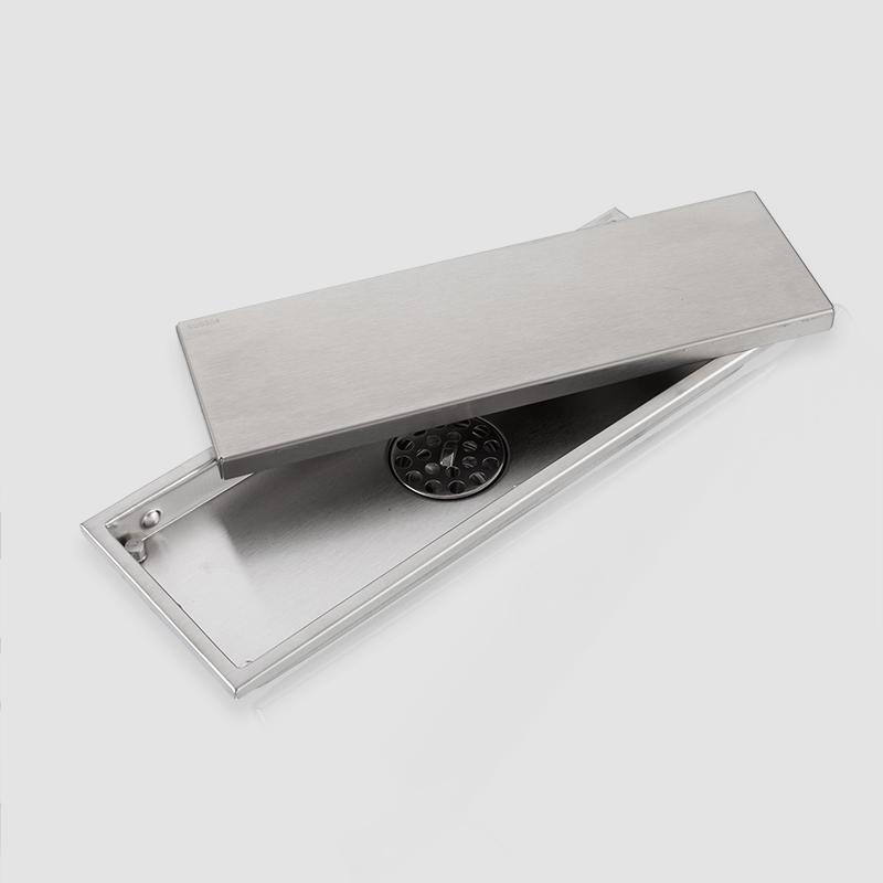 DesaguEs-de-Piso-Ducha-Lineal-de-Acero-Inoxidable-DesaguEs-de-Piso-E1L6 miniatura 5