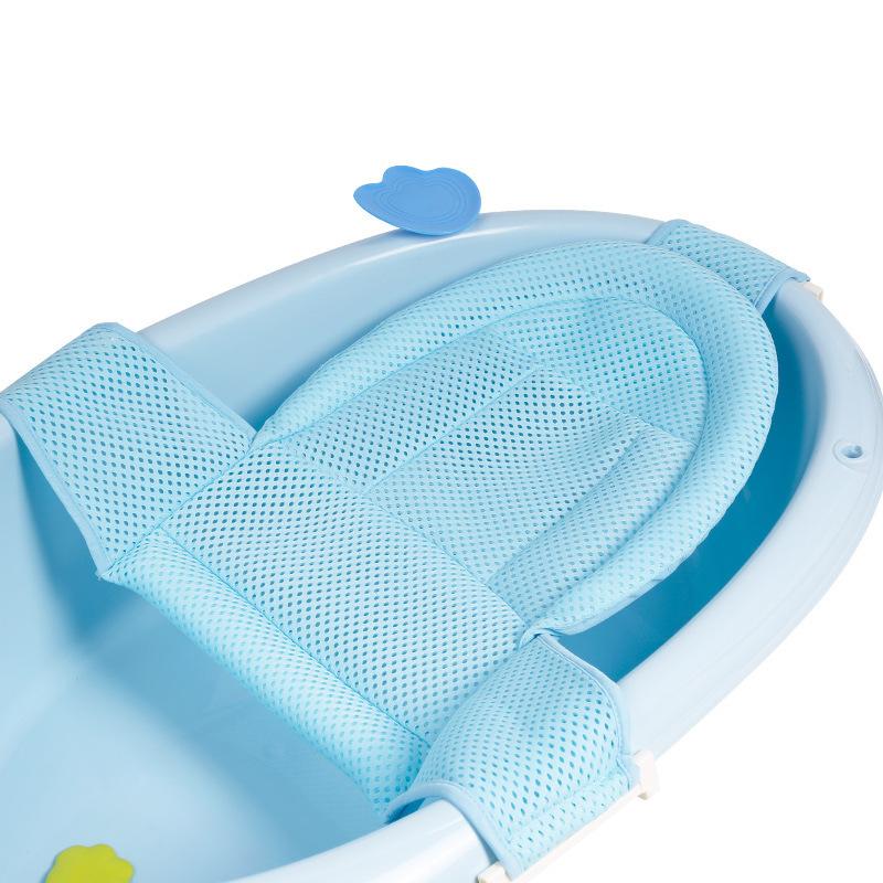 Babyway Newborn Layback Bath Support Seat in White 90012220501