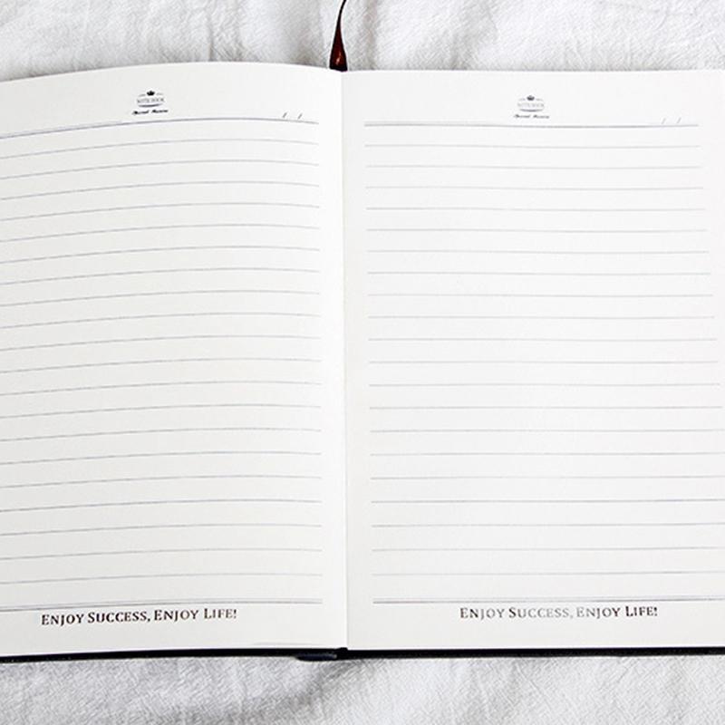 A5-Nombre-Del-Cuaderno-Almohadillas-de-Cuero-para-Escribir-Carpeta-Diario-Oficin miniatura 7