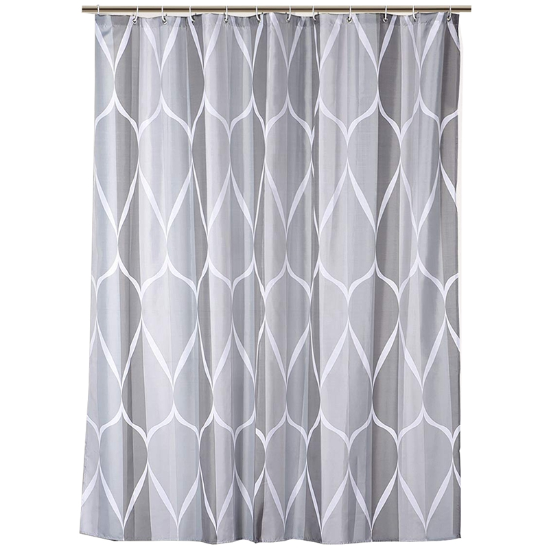 Shower-Curtain-Polyester-Fabric-Waterproof-Machine-Washable-with-12-Hooks-7-L3N8