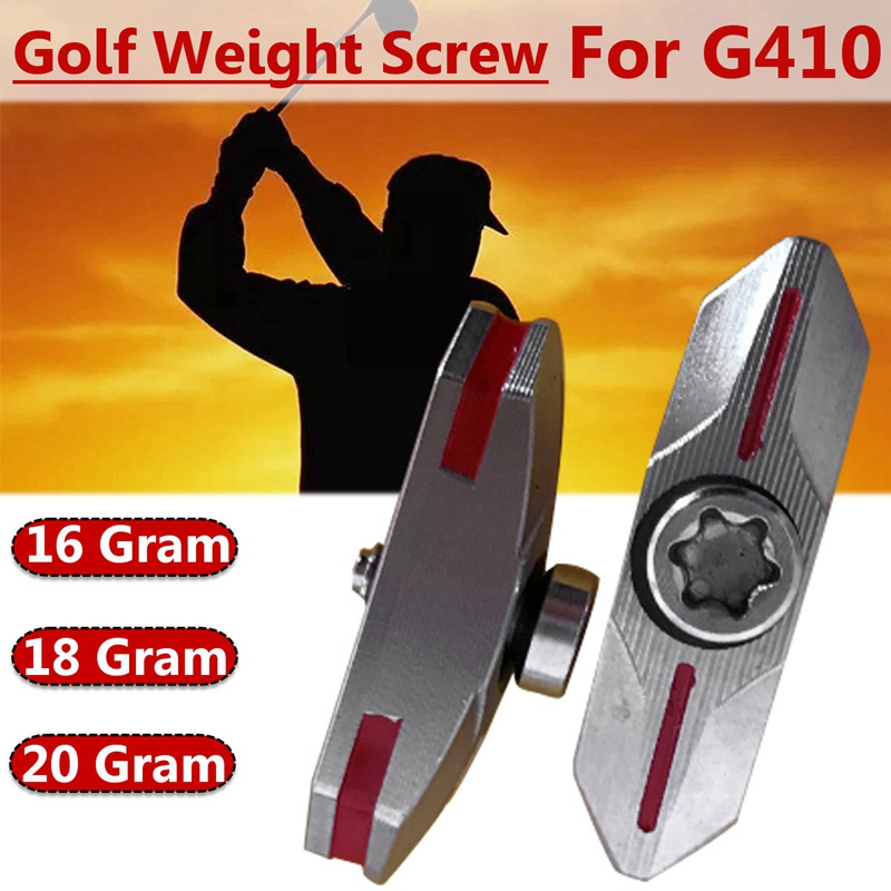Golf-for-PING-G410-Weight-for-Ping-G410-Driver-4G-20G-New-A7E3 thumbnail 6
