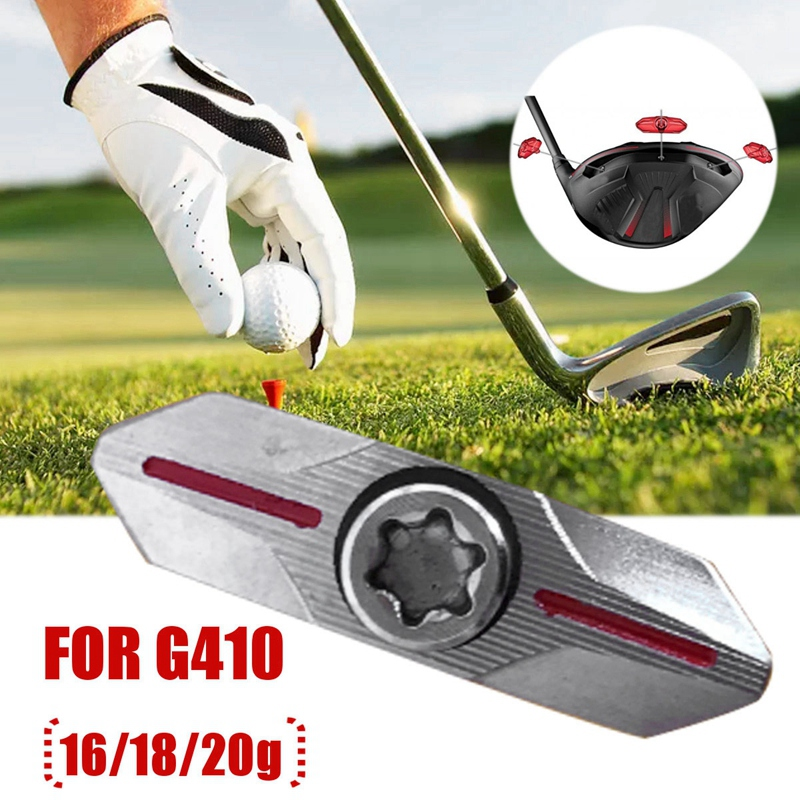 Golf-for-PING-G410-Weight-for-Ping-G410-Driver-4G-20G-New-A7E3 thumbnail 7