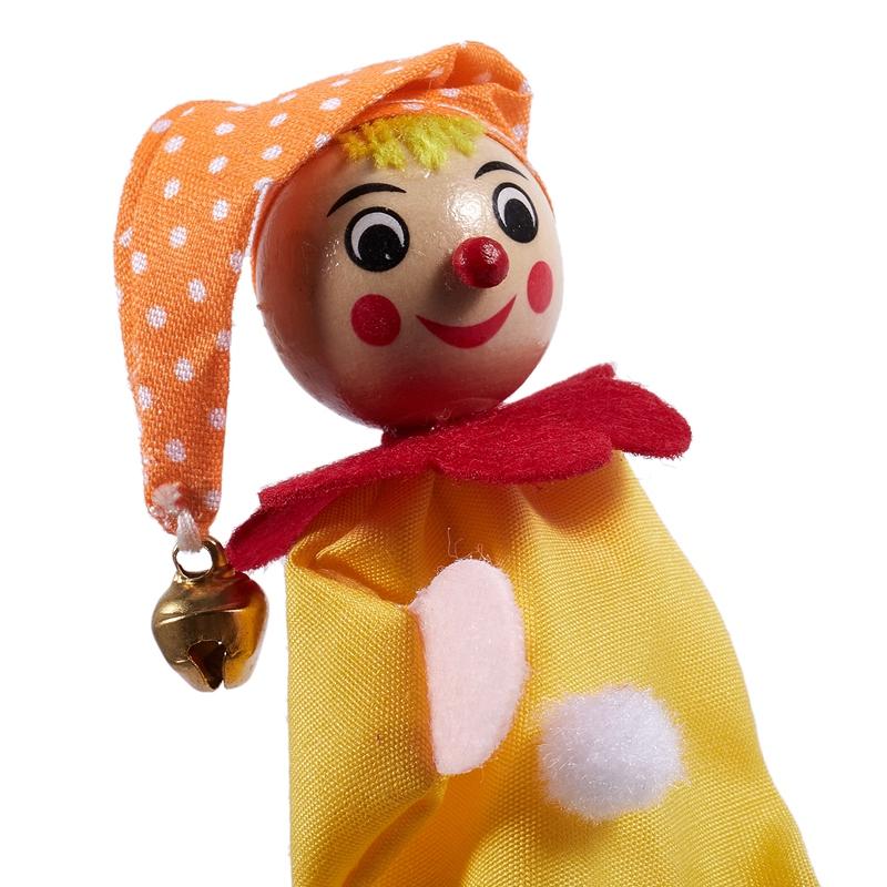 2X-Cache-Cache-Clown-Visage-Souriant-Enfants-Jouet-avec-Sonnette-L2X1 miniature 9