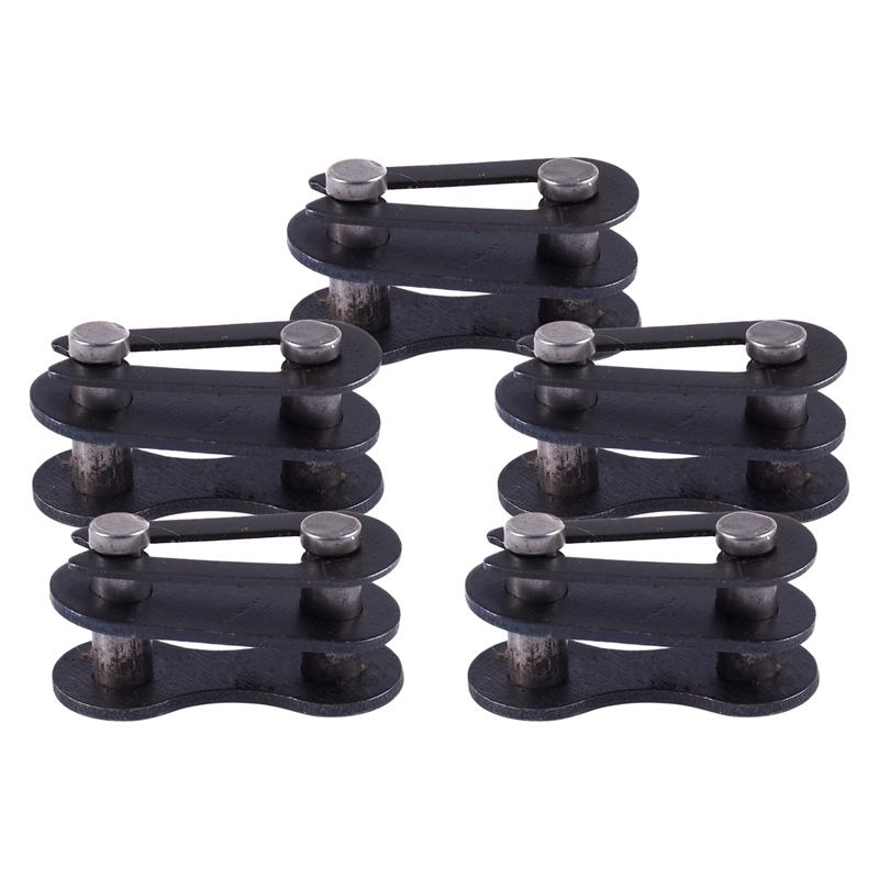 5Pcs Bicycle Bike Metal Chain Master Link Connectors Repair Parts 1//2*1//8 ST