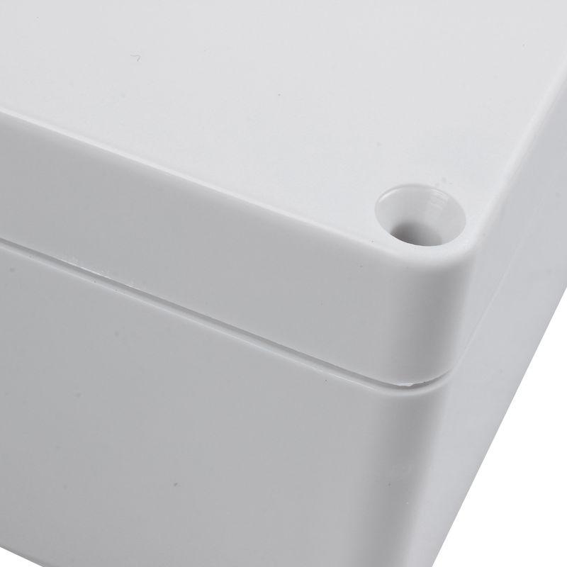 Boitier-electronique-en-plastique-en-plastique-ABS-IP65-Boite-de-connexion-Q7I3 miniature 9