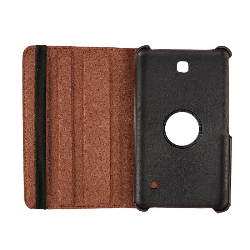 Cases-For-Samsung-Galaxy-Tab-4-Tablet-SM-T230-SM-T231-360-degree-Rotation-H-C3J9 thumbnail 13