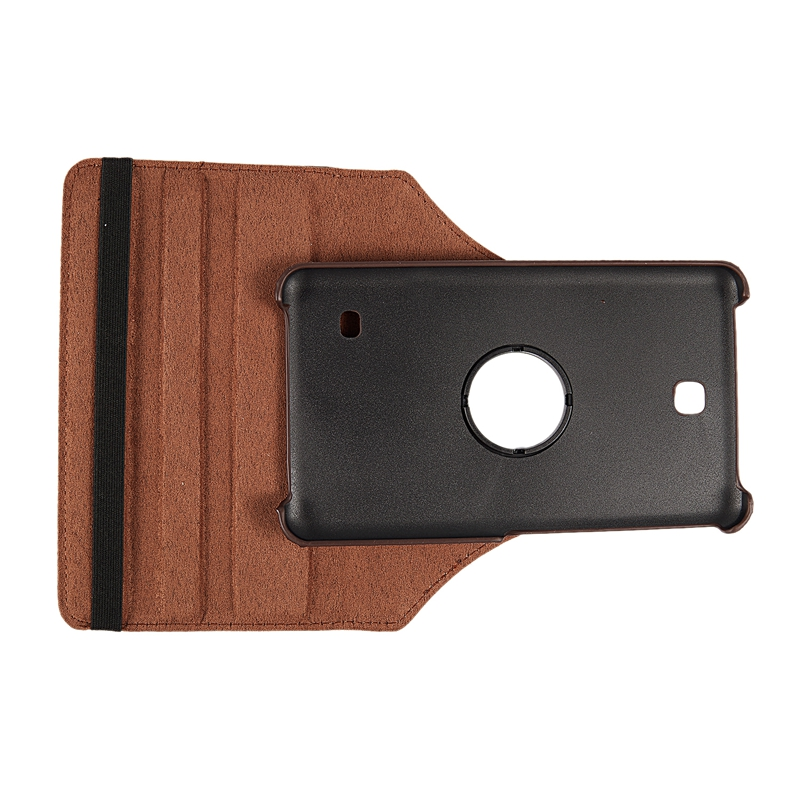 Cases-For-Samsung-Galaxy-Tab-4-Tablet-SM-T230-SM-T231-360-degree-Rotation-H-C3J9 thumbnail 14