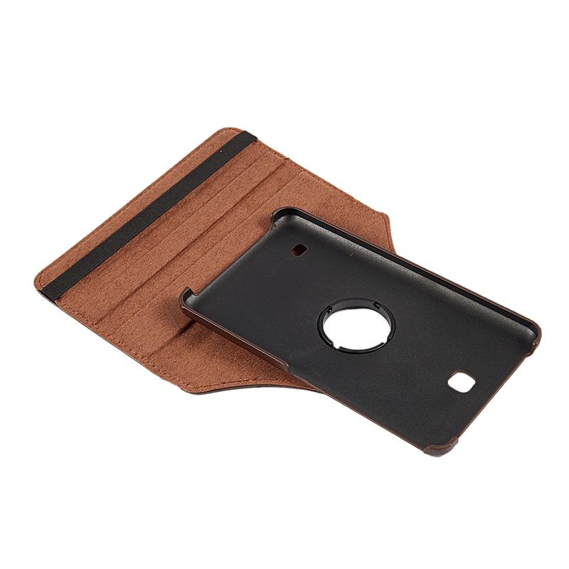 Cases-For-Samsung-Galaxy-Tab-4-Tablet-SM-T230-SM-T231-360-degree-Rotation-H-C3J9 thumbnail 16
