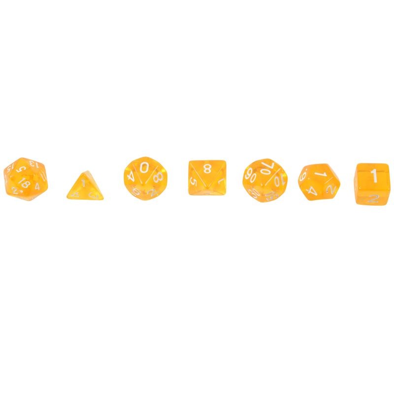 7-Des-D4-D6-D8-D10-D12-D20-MTG-Rassemblement-de-magie-D-K7D8 miniature 13