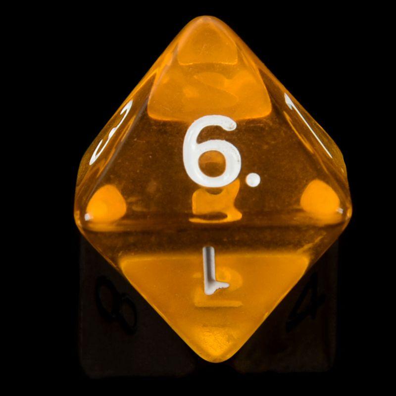 7-Des-D4-D6-D8-D10-D12-D20-MTG-Rassemblement-de-magie-D-K7D8 miniature 16