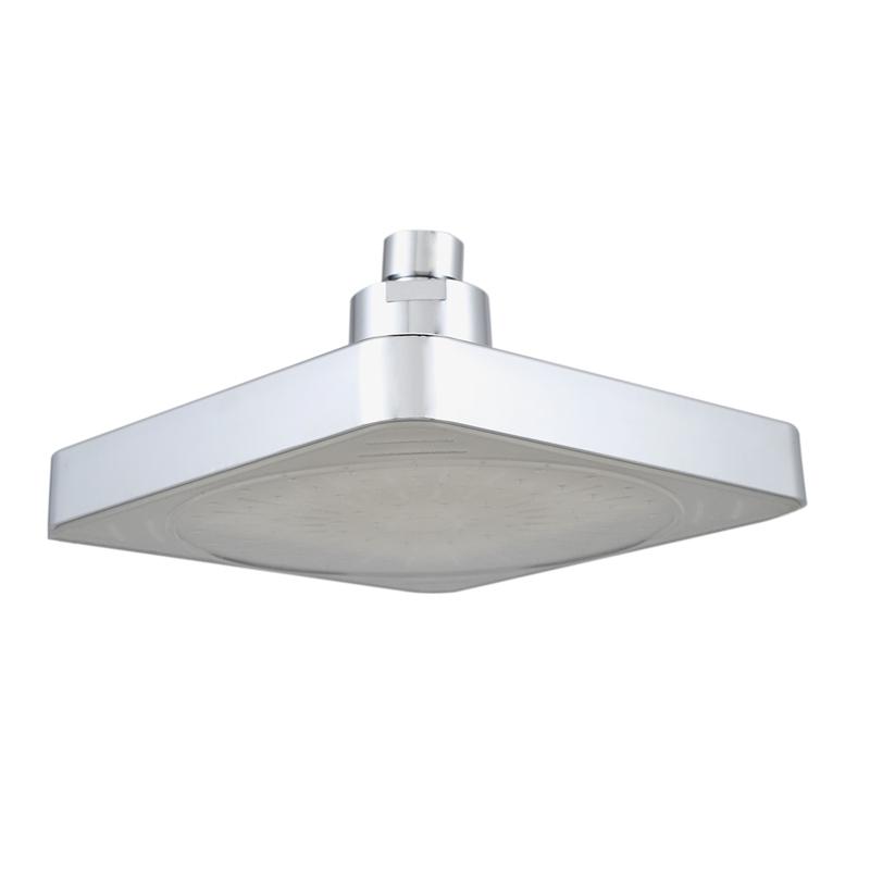 7 Couleurs Pommeau de douche à LED Résistance à la Corrosion Durable Maison