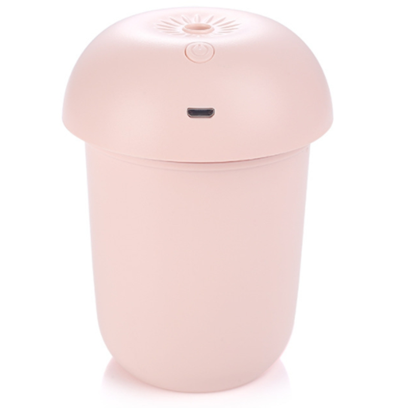 New-180ML-Ultrasonic-Air-Humidifier-Aroma-Essential-Oil-Diffuser-for-Home-C-E6F5 thumbnail 9