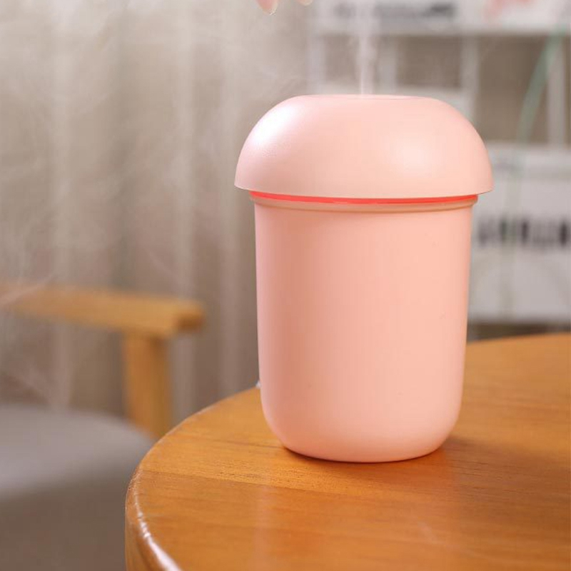 New-180ML-Ultrasonic-Air-Humidifier-Aroma-Essential-Oil-Diffuser-for-Home-C-E6F5 thumbnail 13