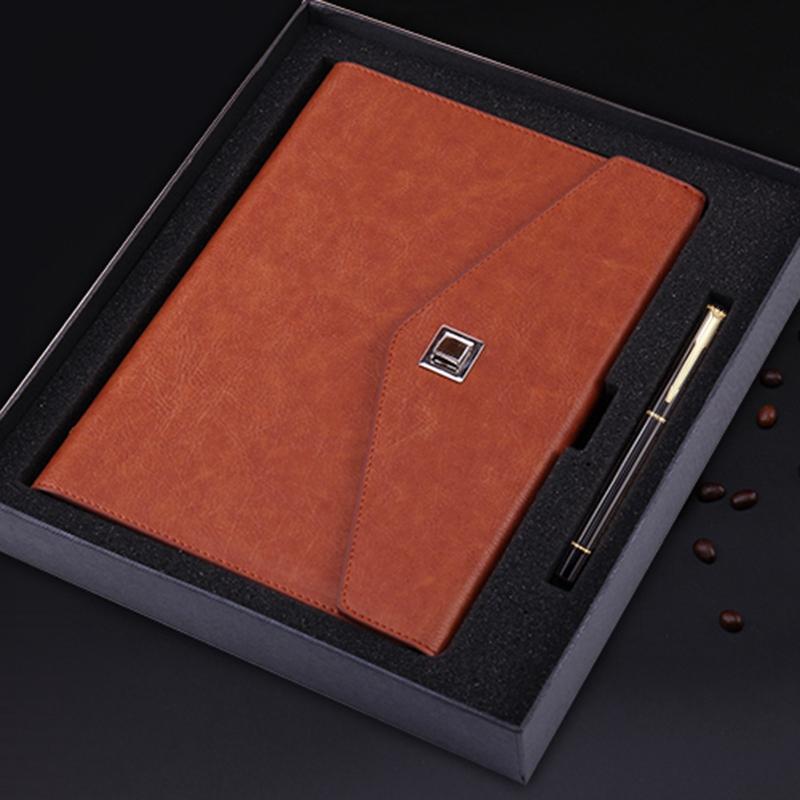 Cuaderno-Espiral-de-Cuero-Lindo-A5-PapeleriA-Carpeta-de-Persona-de-Oficina-Plani miniatura 26