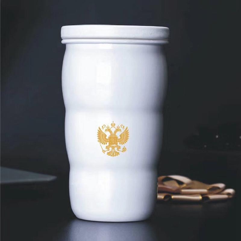 3 Stueck Dappen Glas Tasse Transparent G4K2 A4R2