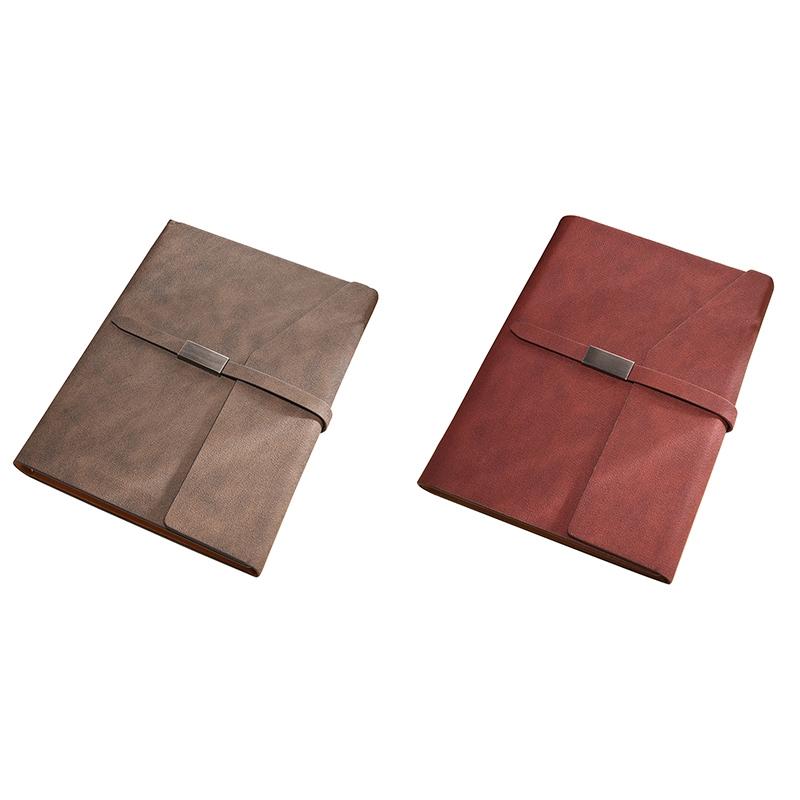 Oficina-de-Negocios-Cuadernos-Papeleria-Hoja-Suelta-Diario-Simple-de-Trabajo-Dia miniatura 3