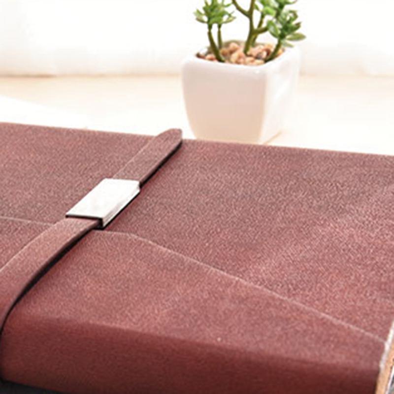 Oficina-de-Negocios-Cuadernos-Papeleria-Hoja-Suelta-Diario-Simple-de-Trabajo-Dia miniatura 12