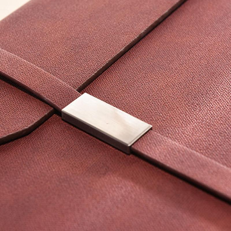 Oficina-de-Negocios-Cuadernos-Papeleria-Hoja-Suelta-Diario-Simple-de-Trabajo-Dia miniatura 13