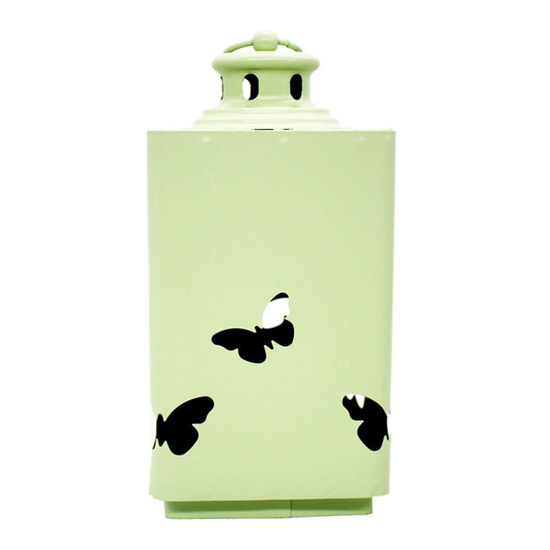 Fashion-Iron-Candlestick-Wall-Candle-Holder-Candlestick-Hanging-Lantern-V9V1 thumbnail 15