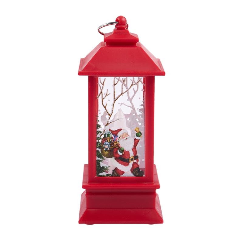 Christmas-LED-Glow-Flame-Candlestick-Wind-Light-Decorative-Ornaments-Z4X8 miniature 24