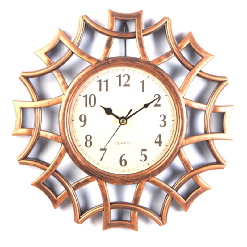 Abstrait-Horloge-Murale-Nordic-Vintage-Chiffre-GeOmeTrique-Horloge-Murale-Q-T7E1 miniature 4