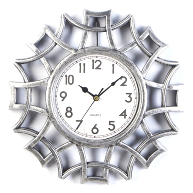 Abstrait-Horloge-Murale-Nordic-Vintage-Chiffre-GeOmeTrique-Horloge-Murale-Q-T7E1 miniature 15