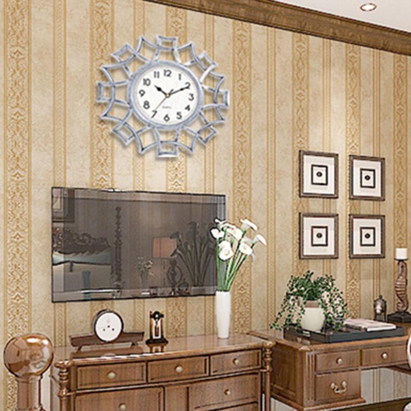 Abstrait-Horloge-Murale-Nordic-Vintage-Chiffre-GeOmeTrique-Horloge-Murale-Q-T7E1 miniature 37